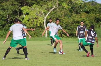 Manaus FC mais ofensivo e focado diante do São Raimundo. neste sábado (25), na Colina