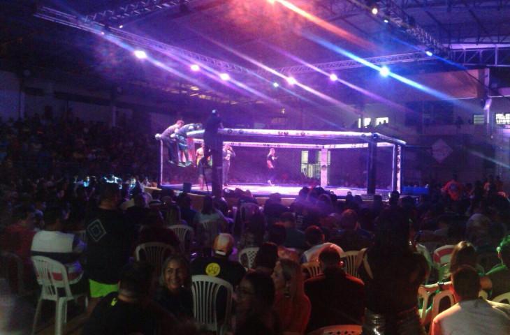 Suar Fight se destaca como um dos melhores eventos de MMA do Interior do Amazonas.