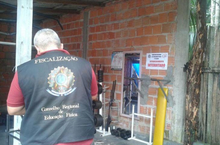 Conselho Regional de Educação Física  flagra irregularidades no interior do Amazonas