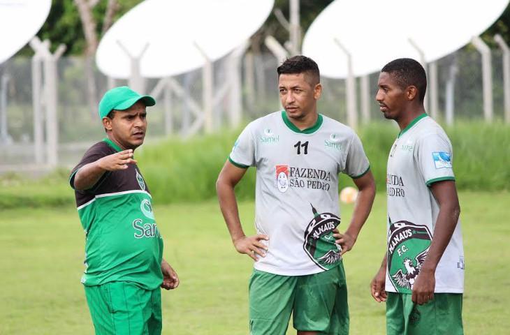 Manaus FC com caras novas