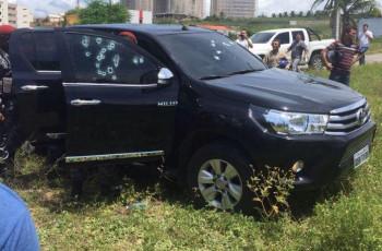 Pepê, um dos líderes da FDN, é metralhado em Fortaleza