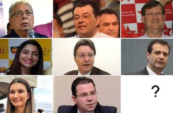 ACABOU O MISTÉRIO!!! VEJA QUEM SÃO OS CANDIDATOS AO GOVERNO DO AMAZONAS