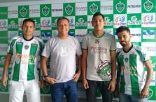 De olho em 2018, Manaus FC contrata três jogadores do Holanda