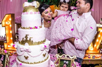 Festa de Aniversário da Princesa Maria Valentina Siza Sabadin