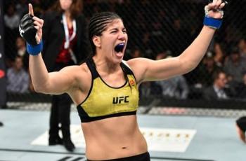 Ketlen Vieira Confirmada no UFC Belém/PA