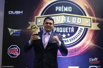 Cerimônia de gala marca 5ª edição do Prêmio Osvaldo Paquetá
