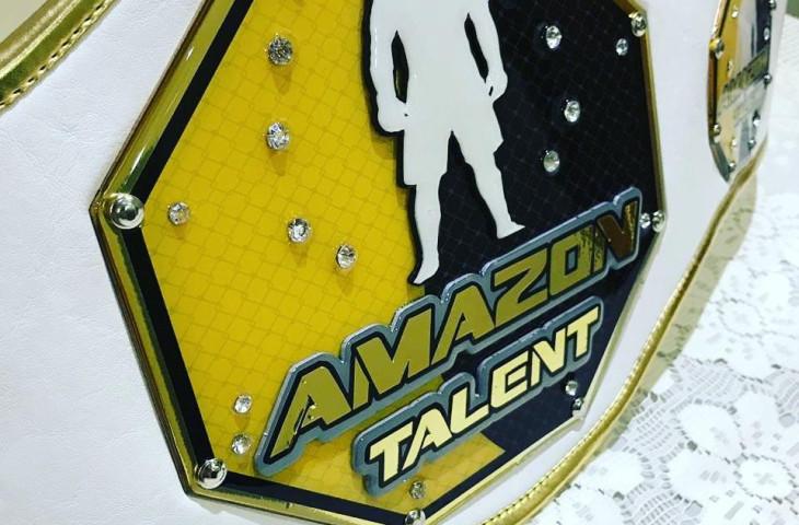 Amazon Talent MMA - Premium,  divulga card para a 12ª edição