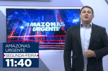 AMAZONAS URGENTE  DA TV BAND, PASSA A TER NOVO APRESENTADOR
