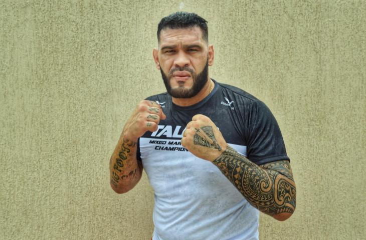 VETERANO DO MMA REESTREIA NO TAURA 11