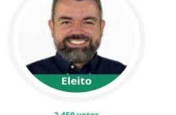 PEIXOTO CONQUISTA  VAGA NA CÂMARA DE VEREADORES DE MANAUS.