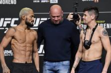 UFC 256:  O CARD DO ANO