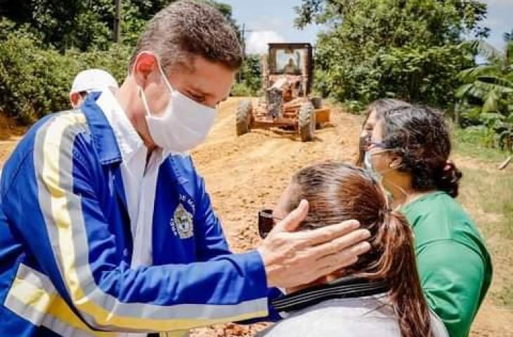 """VICE-PREFEITO DE MANAUS, MARCOS ROTTA GARANTE: """" A ZONA RURAL DE MANAUS NÃO ESTARÁ MAIS ESQUECIDA"""""""