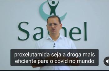PRESIDENTE DO GRUPO SAMEL, INFORMA NOVOS RESULTADOS NO COMBATE AO COVID-19