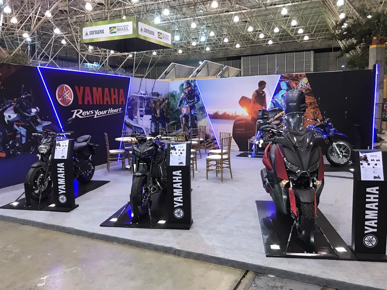 Tecnologia e Sustentabilidade: Yamaha trará novidades para o estande da FesPIM