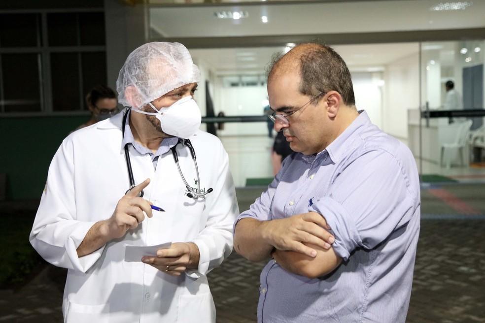 Grupo Samel anuncia encerramento das atividades de pronto-socorro criado para atender pacientes com  o covid-19